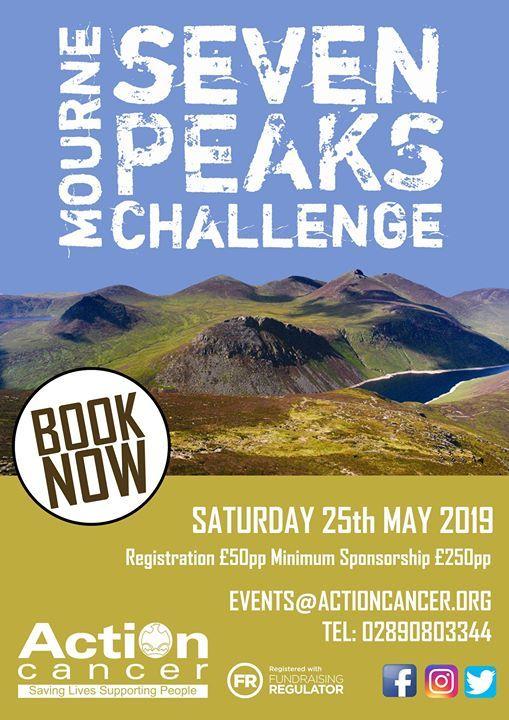 Seven Peaks Challenge