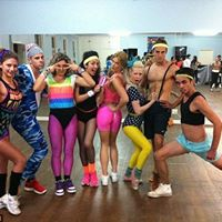 80s Aerobic Party &amp Grand Opening