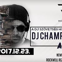 DJ Verseny &amp After Party  Rockwell Klub  12.23.
