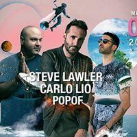 Steve Lawler Carlo Lio and Popof