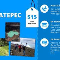 Ruta Ilamatepec - Volcn de Santa Ana