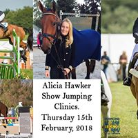 Alicia Hawker Show Jumping Clinic at Buryhill Competition Centre