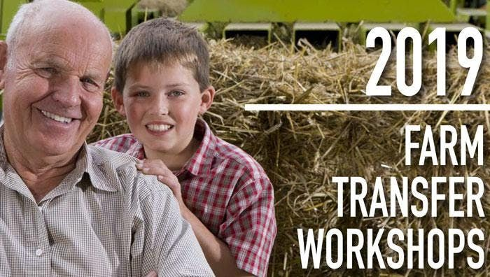 Farm Transfer Workshop April 2