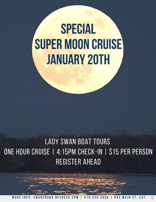 Special Super Moon Cruise