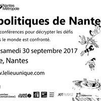 Les Gopolitiques de Nantes