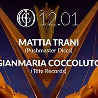 12.01 Goaultrabeat presents Mattia Trani - Gianmaria Coccoluto