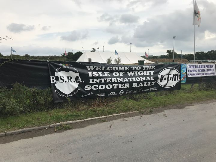 VFM IOW BSRA National Scooter Rally 2018 (Official)