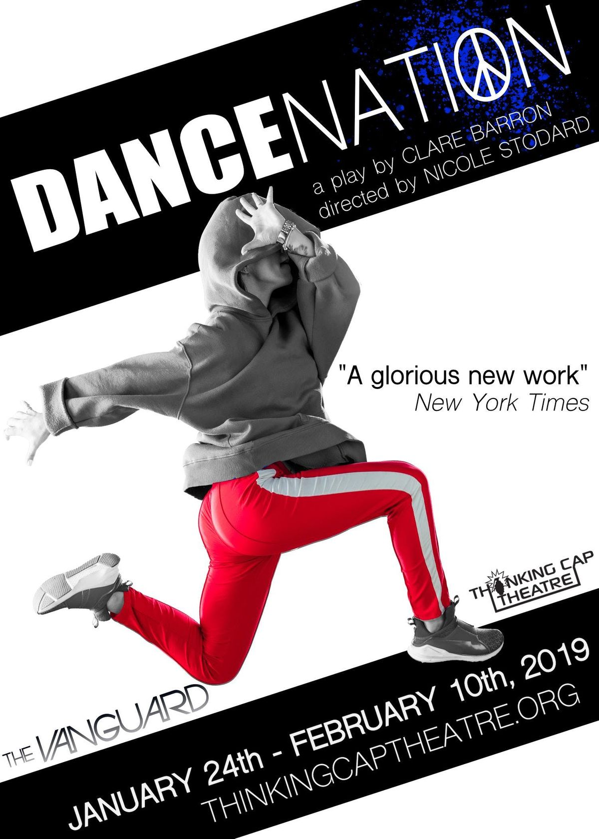 Dance Nation Regional Premiere of An NY Times Acclaimed Comedy