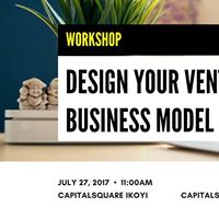 Designing Your Business With The Business Model Canvas