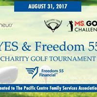 YES &amp Freedom 55 Charity Golf Tournament