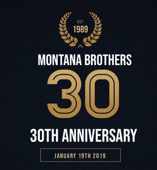 Celebrating 30 years in business Montanas 30th Anniversary