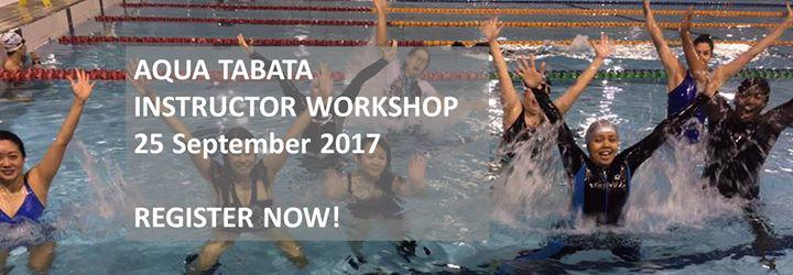 Aqua Tabata Instructor Training Workshop