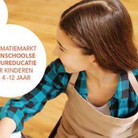 Cultuurmarkt voor kinderen