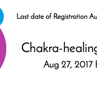 Chakra healing workshop Discover the power within