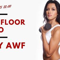 Dancefloor Cardio AWF Party  where2B List