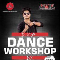 D-STYLE DANCE WORKSHOP BY SADA
