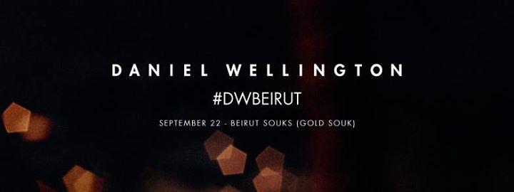 Daniel Wellington now in Beirut Souks