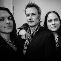 Mike Tramp with band - Fredericia Denmark