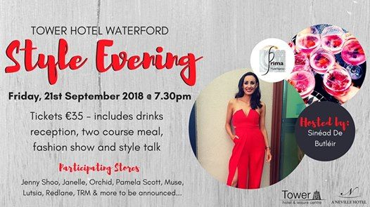 Style Evening at the Tower Hotel