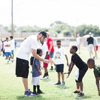 Free Caddo DA Youth Football Camp