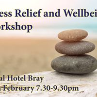 Stress Relief and Wellbeing Workshop in Bray