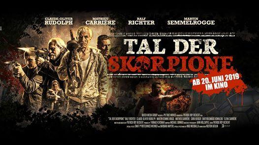 Tal der Skorpione [NRW Premiere]