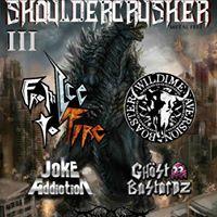 Shouldercrusher METAL FEST - Season III.