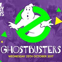 Chem Wednesdays Halloween  Ghostbusters  1.50 Drinks
