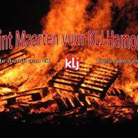 Sint Maarten vuur KLJ Hamont