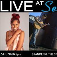 Live At Sessions - Shenna &amp Brendan &amp the Strangest Ways