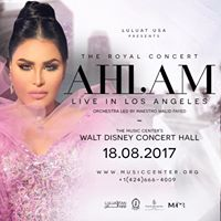 Ahlam in USA - live in Los Angeles