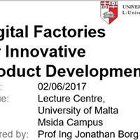Seminar on Digital Factories for Innovative Product Development