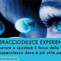 ROMA - AbbracciodiLuce Experience 1 Livello