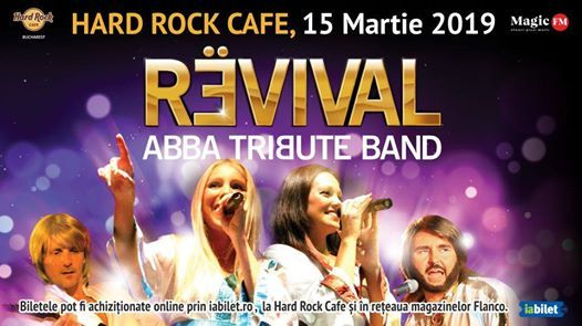 Revival ABBA Tribute Band in concert