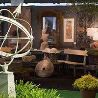 NYBG Antique Garden Furniture Fair