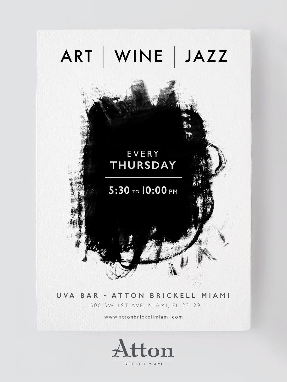 Art Wine and Jazz