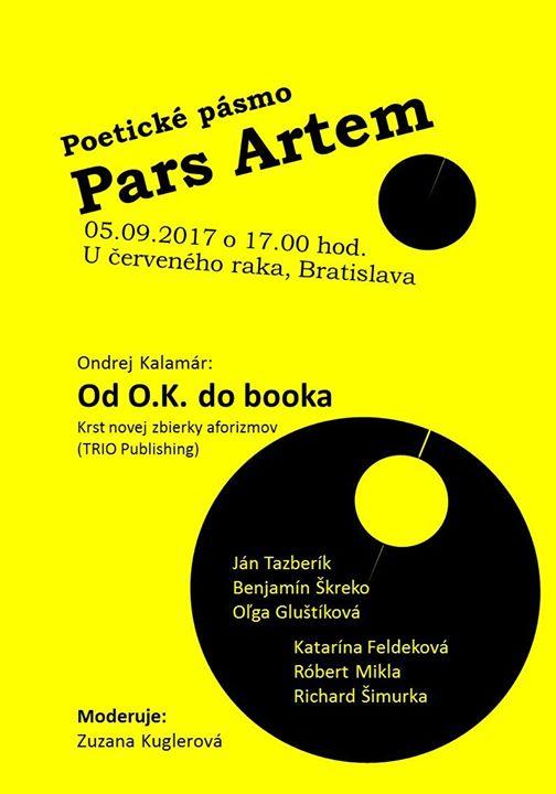 Od O.K. do booka - PARS ARTEM