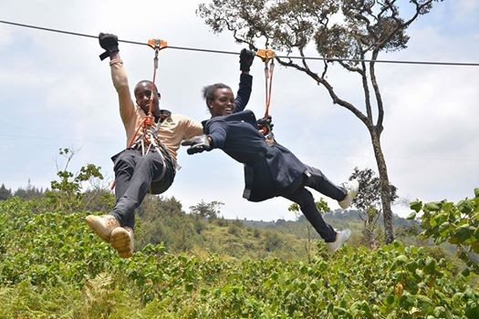 Zip line Nyama Party July Edition 3800