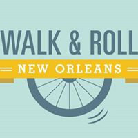 Walk and Roll New Orleans Family Bike Ride