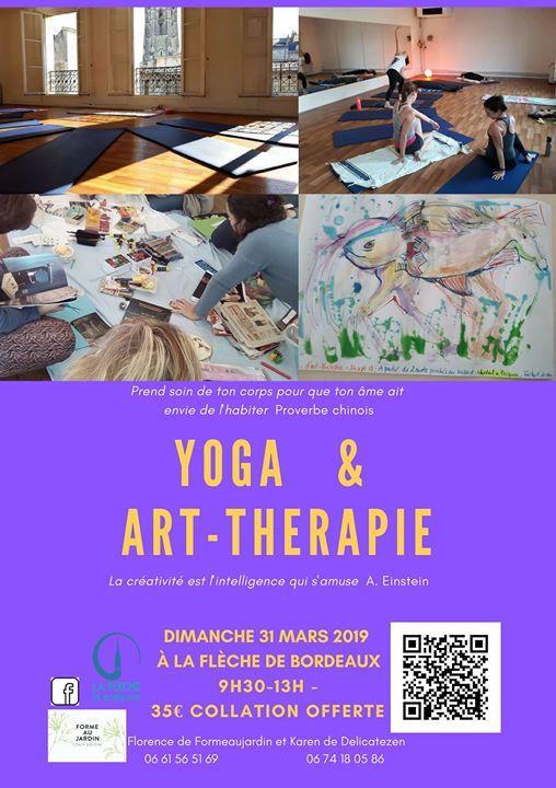 Yoga & Art-Therapie