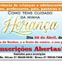 2 Conferncia de Crianas e Adolescentes Para Lderes Professores Pastor