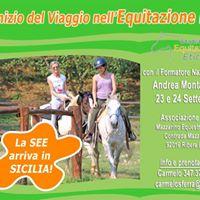Stage di Equitazione Etica in Sicilia