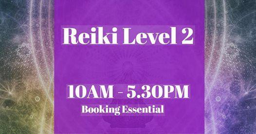 Reiki Level 2 Practitioner