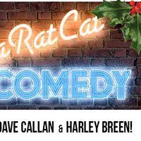 BallaRatCat Comedy - Dave Callan &amp Harley Breen