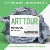 IVY Art Tour feat. Gordon Matta-Clark and Angel Otero