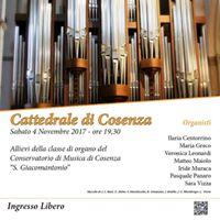 Concerto dOrgano
