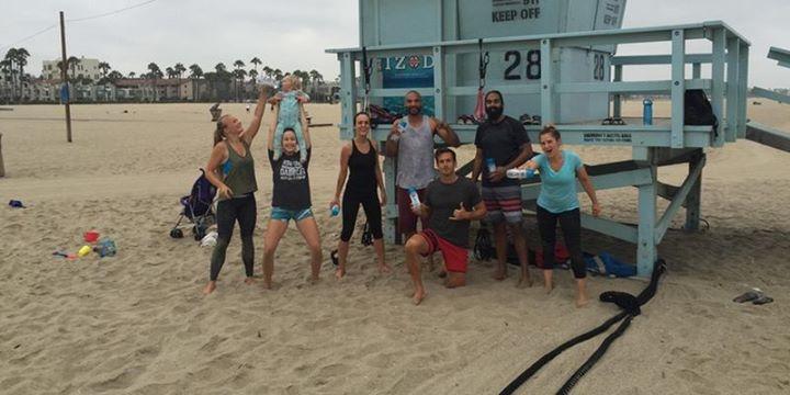 Los Angeles Weekly Sunrise Beach Bootcamp