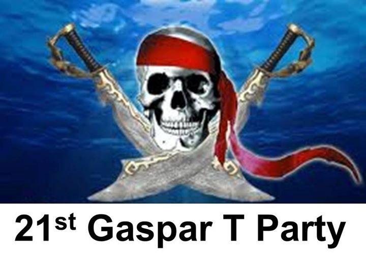 Gasparilla 21st Gaspar T Party on Bayshore