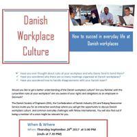 Danish Workplace Culture