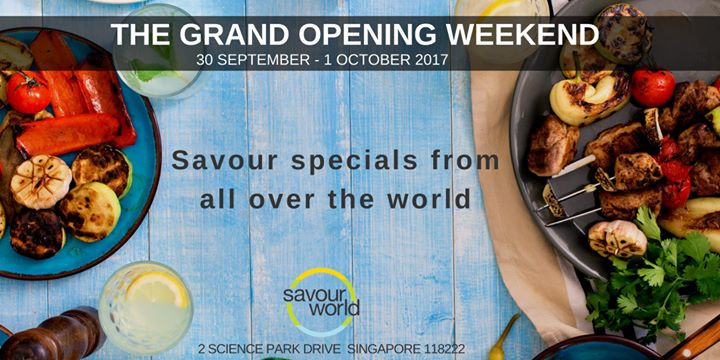 The Grand Opening Weekend